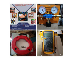 We Sell Digital Anemometer, Gas Regulator, Pros Electrical Tools Box, Cube Mould and more - Image 1