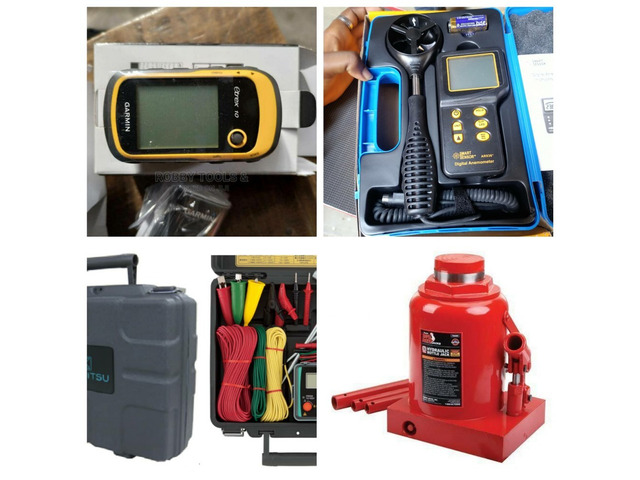 We Sell Digital Anemometer, Gas Regulator, Pros Electrical Tools Box, Cube Mould and more - 2