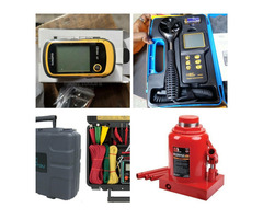 We Sell Digital Anemometer, Gas Regulator, Pros Electrical Tools Box, Cube Mould and more - Image 2