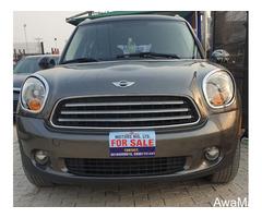 Gray 2012 Mini Cooper S For Sale (Call or Whatsapp - 08168889018)  - Image 1