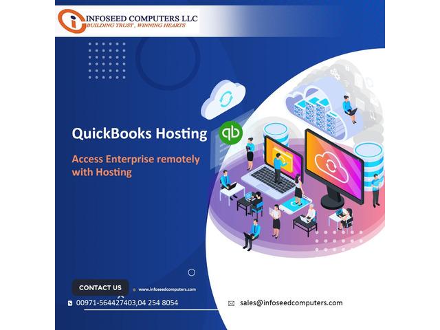 QuickBooks Hosting | QuickBooks Cloud | QuickBooks Remote - 1