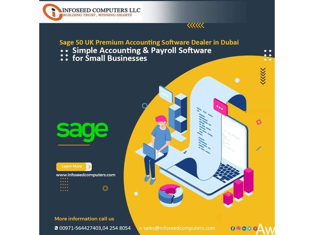 Peachtree Dealer | Sage Dealer | Provider | Consultant of Sage  - 1