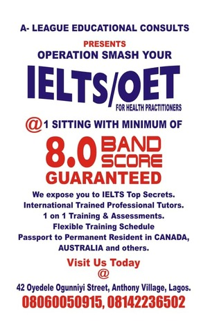 Ielts classes - 2