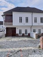 SELLING NOW: 4 Bedroom Semi Detached Terraces with BQ @ Lekki - Image 2