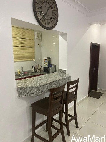 SHORTLET : 3 bedroom exquisitely furnished apartment located at Cadogan Estate at Osapa, Lekki - 1