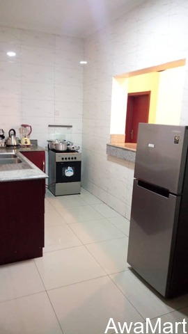 SHORTLET : 3 bedroom exquisitely furnished apartment located at Cadogan Estate at Osapa, Lekki - 5