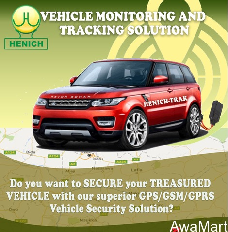 Vehicle Tracking And Recovery Solution - 1