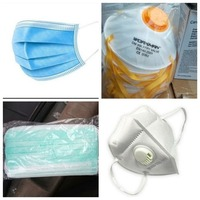 We Sell Surgical/Respirator Face Masks (Call or WhatsApp - 08067567404) - Image 1