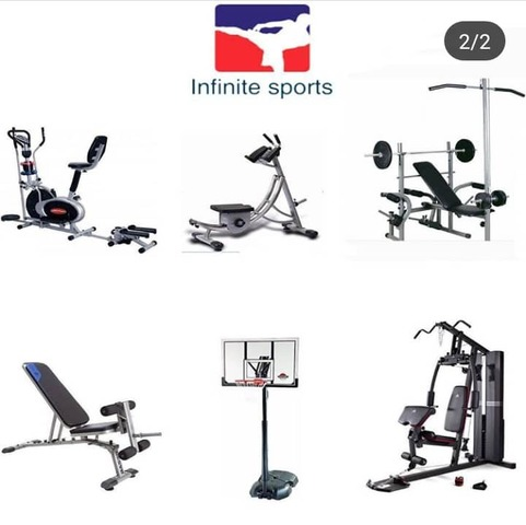 We Sell all Kinds of Sports and Fitness Equipment - 2