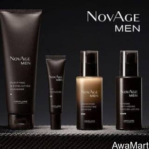 Order The NovAge Men Set Today to Continue Looking Fresh and Youthful - 1