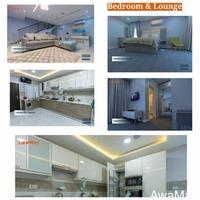 2 Bedroom Terrace at Lavadia Inside Urban Prime One, Abraham Adesanya - LEKKI - Image 1