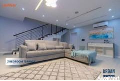 2 Bedroom Terrace at Lavadia Inside Urban Prime One, Abraham Adesanya - LEKKI - Image 2