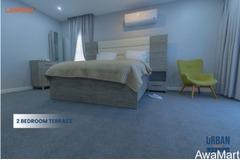 2 Bedroom Terrace at Lavadia Inside Urban Prime One, Abraham Adesanya - LEKKI - Image 4
