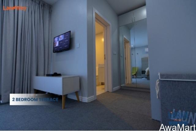 2 Bedroom Terrace at Lavadia Inside Urban Prime One, Abraham Adesanya - LEKKI - 5
