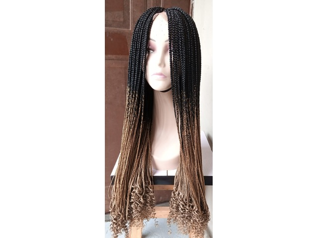 Ombre Box braids - 2