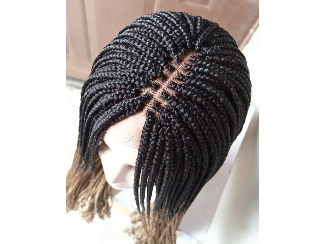 Ombre Box braids - 3