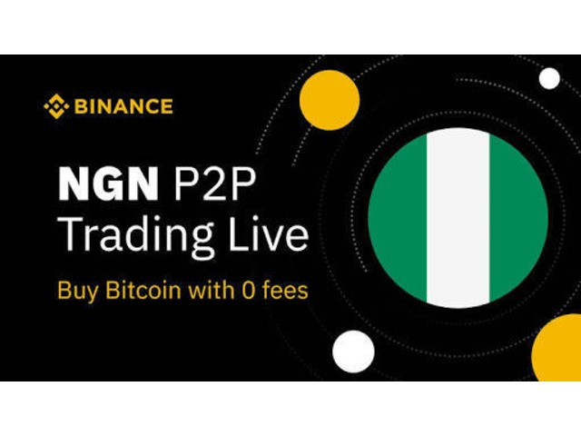 HOW TO TRADE NGN ON BINANCEP2P WEB PLATFORM - 1