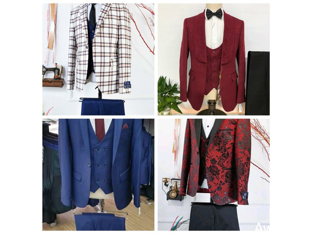 Italian and Turkey Suits AVAILABLE For Sale at Dalucy Empire Company - 2