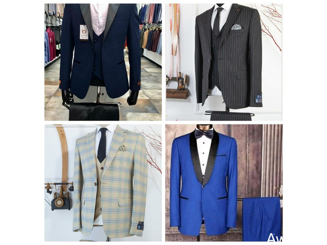 Get Your  Italian and Turkey Suits from Dalucy Empire Company - 1