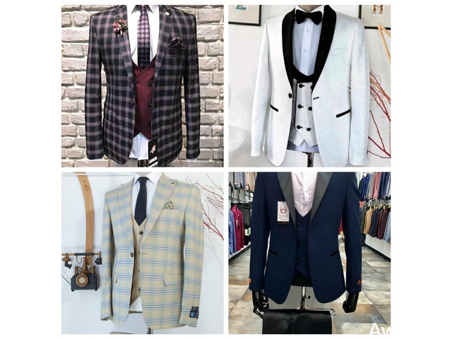 Get Your  Italian and Turkey Suits from Dalucy Empire Company - 4