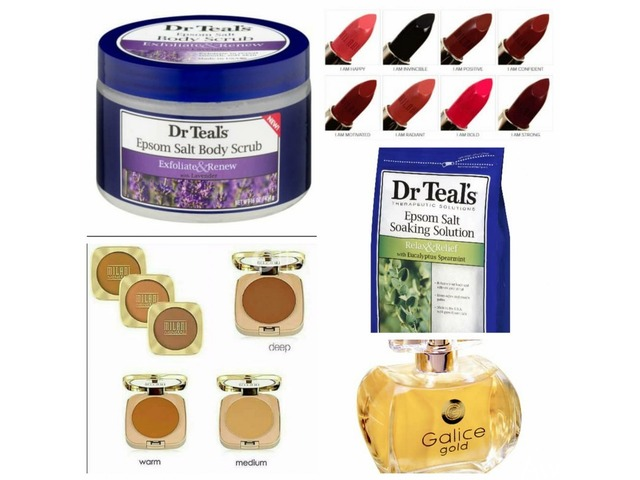 We sell Perfumes and Make-Up Products at  FabulousDivas Cosmetics (Call or WhatsApp - 08028259784) - 1