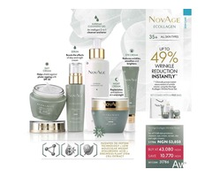 Novage Skin care Organic routine - Image 2