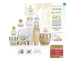Novage Skin care Organic routine - Image 1