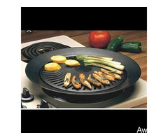 Buy This Stove Top Grill and Grill or Steam with Ease  - Image 1
