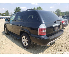 ACURA MDX FOR SALE CALL 09060118688 - Image 2