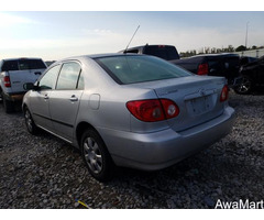 TOYOTA COROLLA AVAILABLE FOR SALE CONTACT 09060118688 - Image 3