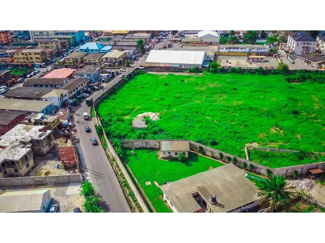 5,000 Acres of Land For Sale At Ikeja (Call or Whatsapp - 09069279672) - 2