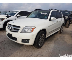 2010 MERCEDES-BENZ GLK 350 4MATIC FOR SALE CALL 09060118688 - Image 2