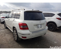2010 MERCEDES-BENZ GLK 350 4MATIC FOR SALE CALL 09060118688 - Image 3