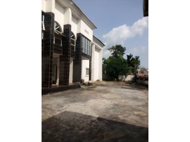 6 bedroom fully detached duplex with 3 bedroom BQ for rent in Asokoro - 3
