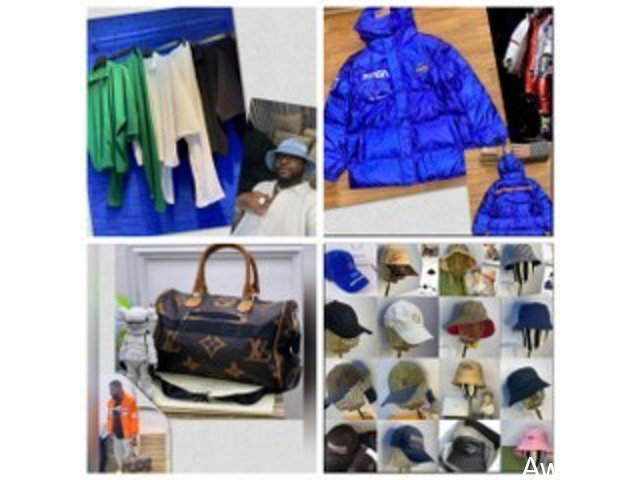 Order For Designer Clothes and Bags at Alur Luxury Store (New Arrivals) - 1