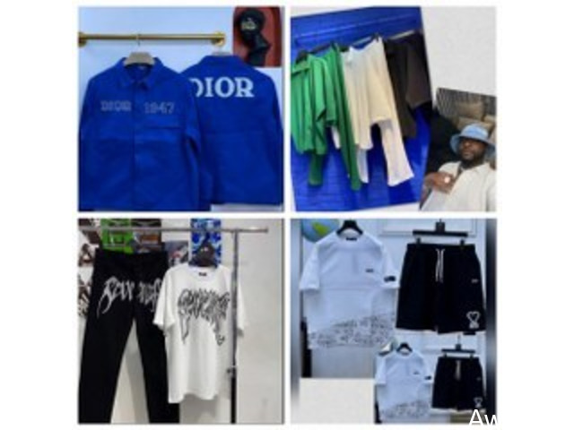 Order For Designer Clothes and Bags at Alur Luxury Store (New Arrivals) - 3