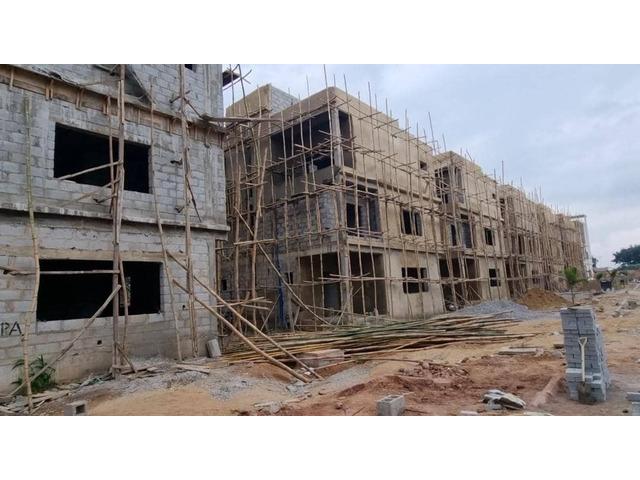 6 Bedroom Fully Detached Villa at Abuja - call 07053191325  - 3