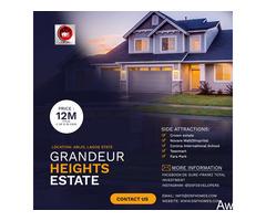 Plots of Land For Sale at GRANDEUR HEIGHTS ESTATE, ABIJO, AJAH  - Image 1