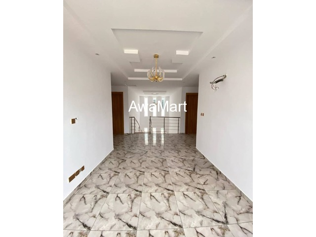 FOUR BEDROOM FULLY DETACHED DUPLEX FOR SALE AT CHEVRON, LEKKI  - 5