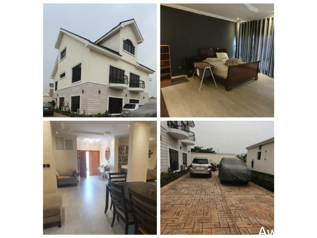 FOR LEASE - 6 Bedroom Detached Duplex with 1 Room Bq in Old Ikoyi  - 1