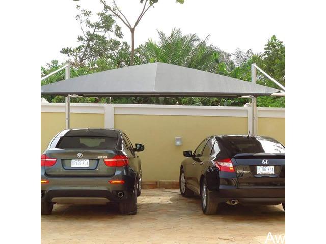 Carport Company in Osogbo - osun State - Nigeria. - 1