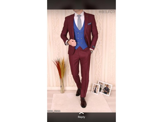 We selll Quality Men's Suit ( Nationwide Delivery )  Call or Whatsapp 08027359769  - 1