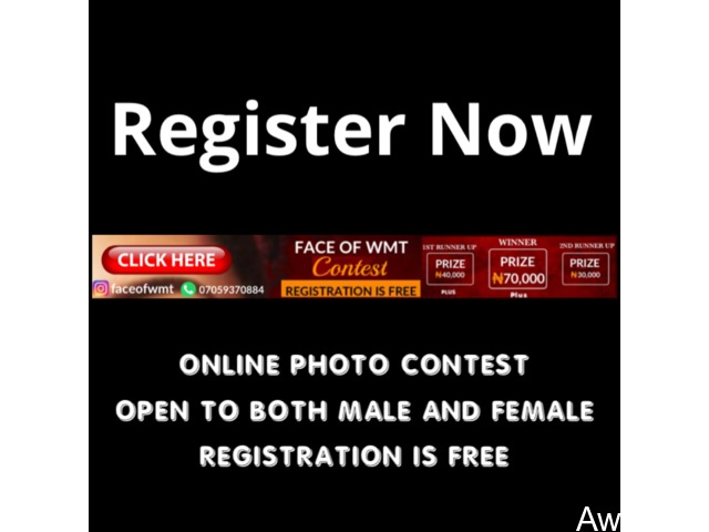 Face of WMT September 2020 Contest  - 3