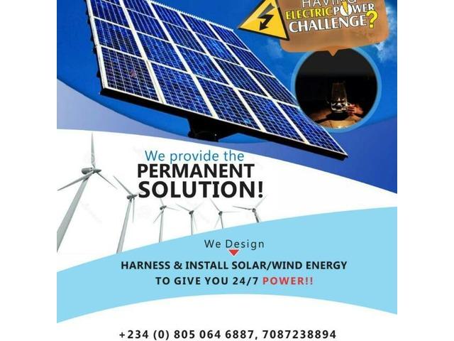 Installation & Maintenance of Renewable Energy - 1