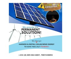 Installation & Maintenance of Renewable Energy - Image 1