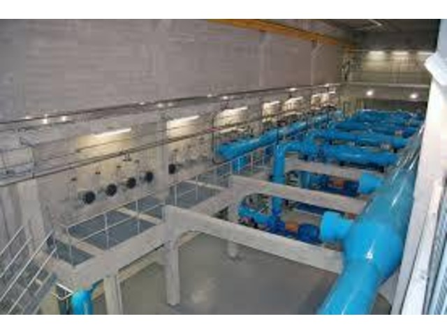 Water Treatment and sewage treatment - 1