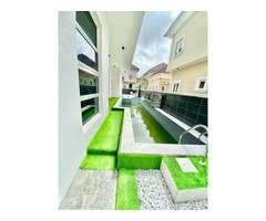 Four Bedroom Maisonette  Available For SALE at Osapa London (Call or WhatsApp - 08036868328) - Image 1