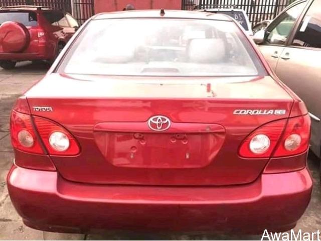 Toyota Corolla for sale - 4