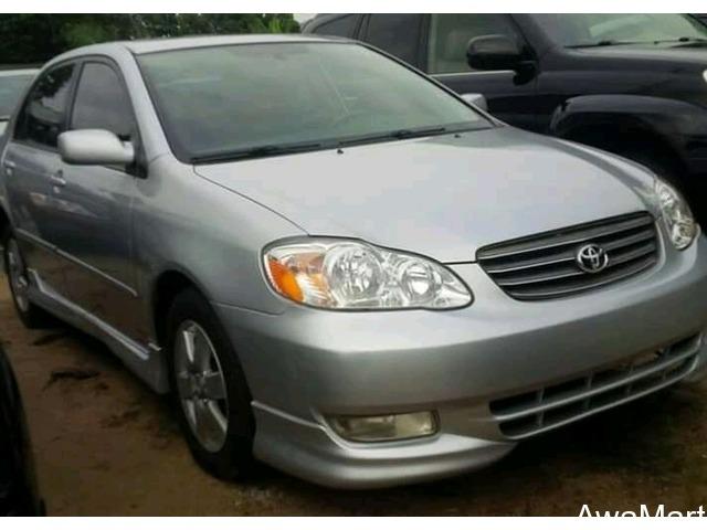 Toyota Corolla for sale - 1