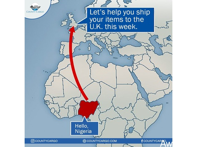 Buy And Ship From USA And Uk Sites To Nigeria  - 2